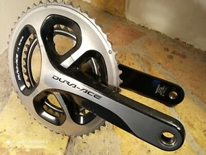 SHIMANO DURA-ACE 9000 11 SPEED CRANKSET VGC 52/36T 172,5mm