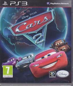 Ps3 PlayStation 3 CARS 2 nuovo sigillato italiano pal
