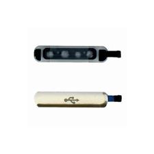 COPERCHIO TAPPO COPRI CONNETTORE USB RICARICA SAMSUNG GALAXY S5 G900 GOLD ORO