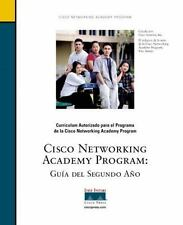 Second Year Companion Guide Spanish Translation (Cisco Networking Academy)