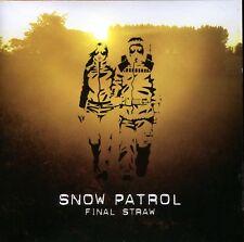 Final Straw by Snow Patrol (CD, Mar-2004, Interscope (USA))