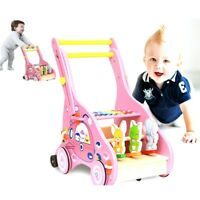 2019 Baby Walker Multi-Function Stroller Best Toy For Children To Learn Walking