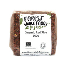 Forest Whole Foods Organic Red Rice ( UK Delivery) 500g