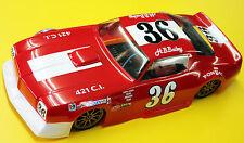 "RC Vintage NASCAR ""h.b.bailey"" Pontiac Cambogia Decalcomanie Adesivi Tamiya Xray Kyosho"