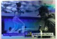 1994 Upper Deck Dennys Anniversary Limited Edition Hologram Ken Griffey Jr #12