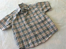 Burberry Short Sleeve Casual Shirts (2-16 Years) for Boys
