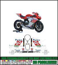 kit adesivi stickers compatibili  f3 675 corse parkin go super sport