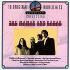 Mamas & The Papas 16 original world hits (golden gate collection) [CD]