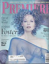 Premiere Magazine (7-97) - Jodie Foster, Men in Black, Face/Off, Peter Fonda