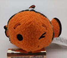"NEW Authentic Disney Store Tsum Tsum Finding Dory Nemo (Winking) 3.5""Plush DOLL"
