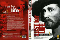 Lust For Life (1956) - George Cukor, Kirk Douglas, Anthony Quinn   DVD NEW