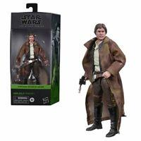 Star Wars The Black Series Han Solo (Endor) Figure #05