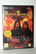 NICOLAS LYMERICH INQUISITORE CAPITOLO II GIOCO NUOVO PC DVD VER ITA AL1 41852
