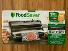 FoodSaver FM5200 Series 2 in 1 Vacuum Sealing Preservation System Sealed
