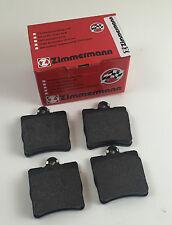 Brake Pad Set Rear Zimmermann w202 w203 cl203 c208 w210 r170 Brake Pads