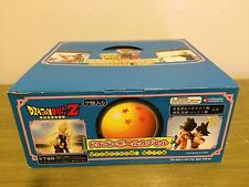 Dragon Ball Z gachapon capsule figures series 4 complete set of 7 NEW IN BOX