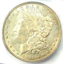 1894-S Morgan Silver Dollar $1 Coin - Certified ICG AU55 - Rare Date in AU55
