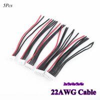 top lipo akkus ladegerät steckverbinder - rc - zubehör imax (b6 22awg kabel