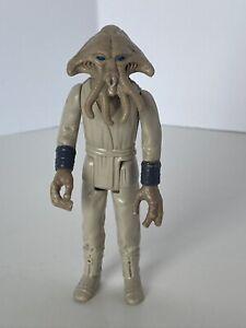 🔥 1983 Kenner Star Wars Vintage ROTJ 🔥 SQUID HEAD / TESSEK -JABBA THE HUT