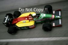 Teo Fabi Benetton B187 Detroit Grand Prix 1987 photo 2