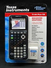 Texas Instruments TI-84 Plus CE Color Graphing Calculator Factory Sealed