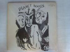 PROMO WHITE LABEL / BOB DYLAN PLANET WAVES