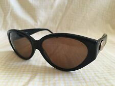 Etienne Aigner EA71S Liberty #3 140 Hand Made Black Sunglasses