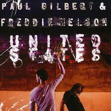 Paul Gilbert / Freddie Nelson - United States [New CD]