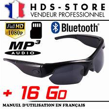 GLASSES CAMERA SPORT SUNG4 FULL HD 1080P + 16 GB VIDEO PHOTO BLUETOOTH MP3