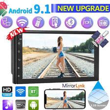 """Android 9.1 7 """"2DIN Core GPS Navi WiFi Autoradio FM Radio coche Reproductor MP5"""