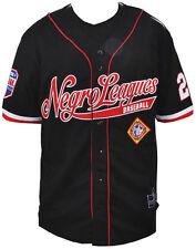 NLBM Negro Leagues Baseball Jersey Black