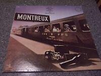 """Gene Ammons """"At Montreux"""" PRESTIGE LP P-10078 BOP-FUSION JAZZ"""