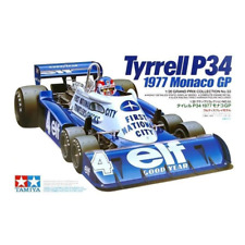 Tamiya 20053 1/20 Tyrell P34 1977 Monaco F1 Plastic Model Kit Brand New