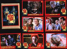 RETURN OF THE LIVING DEAD 35 Trading Card Set HANDMADE ART WOOOKA custom HORROR