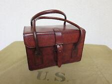 Rockabilly Vintage-Taschen & -Koffer aus Leder