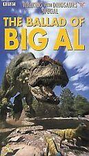 Walking With Dinosaurs - Ballad Of Big Al (VHS/S, 2001)
