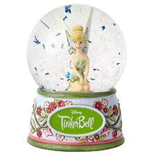 ENESCO DISNEY TRADITIONS Schneekugel 4059190 Tinker Bell Jim Shore Skulptur
