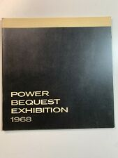 Sydney Power House Gallery - POWER Bequest Exhibition No 1 1968