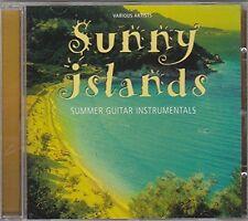 Sunny Islands-summer guitar instrumental (2007) Michael Fix, Julian Ande... [CD]