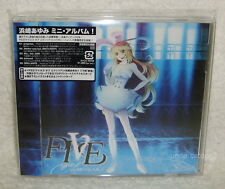 Ayumi Hamasaki Five Japan CD only Limited Edition