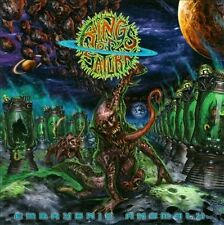 Embryonic Anomaly by Rings of Saturn (CD, Mar-2011, Unique Leader Records)
