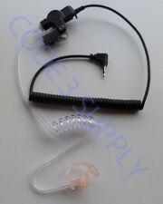 2.5 mm Pin Listen Only Ear Piece for Speaker Shoulder Microphone Ear Mold Left