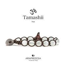 BRACCIALE ORIGINALE TIBETANO TAMASHII PIETRA DI LUNA - BHS900-186