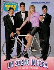[NF3] TV SORRISI E CANZONI anno 1993 numero 76 GIRO D'ITALIA