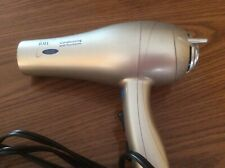 1875W Professional  Ion Hair Blow Dryer  Tourmaline Silver/Plus Curling Iron