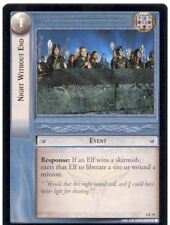 Lord Of The Rings CCG Card TTT 4.R79 Night Without End