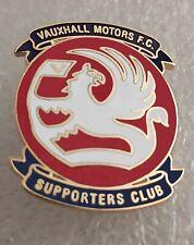 More details for vauxhall motors fc