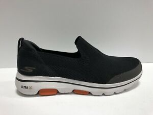 Skechers Go Walk 5, Men's Walking Shoes-Black US10 M