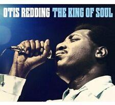 OTIS REDDING The King Of Soul 4CD BRAND NEW Fatpack Slipcase