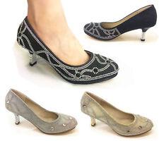 493e4151b686 Women s Kitten Heels in Floral Pattern for sale